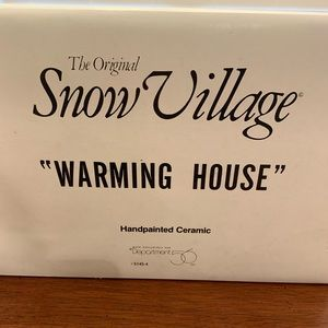 Warming House